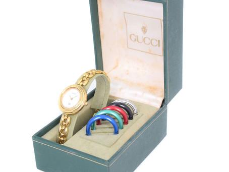 須磨のH様から古いグッチの時計を買い取り 須磨区・垂水区で売るならE-brand(いーぶらんど)へ