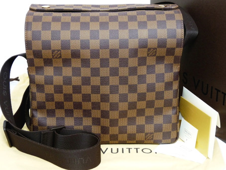 須磨のI様からヴィトンのショルダーバッグを買い取り|須磨区・垂水区で売るならE-brand(いーぶらんど)へ