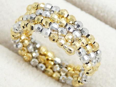 鷹取のE様から18金の指輪を買い取り|須磨区・垂水区で売るならE-brand(いーぶらんど)へ