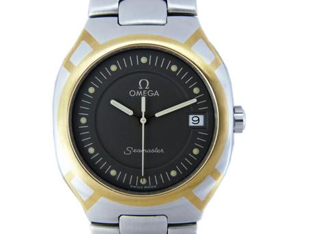 東須磨のI様から古いオメガの時計を買い取り|須磨区・垂水区で売るならE-brand(いーぶらんど)へ