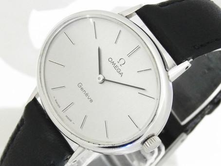 名谷のK様から昔のオメガ,OMEGA,時計,ジェネーブ,Geneve,手巻き,を買い取り