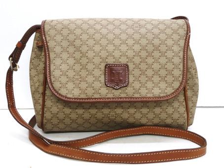 垂水のF様から昔のセリーヌの鞄を買い取り|須磨区・垂水区で売るならE-brand(いーぶらんど)へ