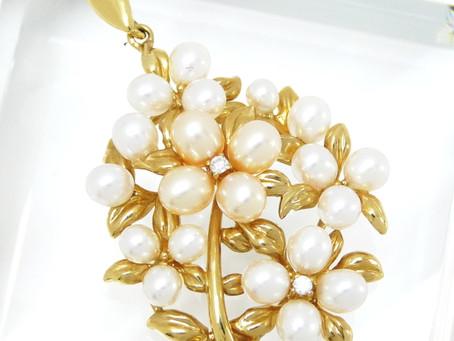 名谷のI様から田崎真珠のネックレスを買取|須磨区・垂水区で売るならE-brand(いーぶらんど)へ