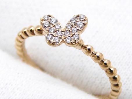 名谷のE様からポンテヴェキオの指輪を買い取り|須磨区・垂水区で売るならE-brand(いーぶらんど)へ