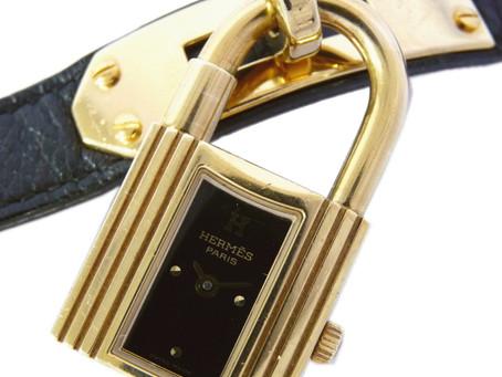 須磨のF様から電池切れのエルメスの時計を買取|須磨区・垂水区で売るならE-brand(いーぶらんど)へ