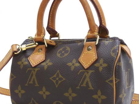 月見山のT様から昔のルイヴィトンの鞄を買い取り 須磨区・垂水区で売るならE-brand(いーぶらんど)へ