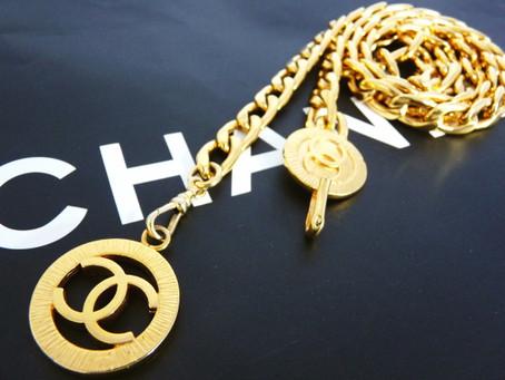 舞多聞のK様からシャネルのチェーンベルトを買い取り|須磨区・垂水区で売るならE-brand(いーぶらんど)へ
