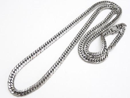 名谷のH様からプラチナの喜平ネックレスを買取 須磨区・垂水区で売るならE-brand(いーぶらんど)へ!