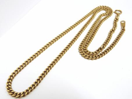 垂水ジェームス山のI様から金の喜平ネックレスを買い取り|須磨区・垂水区で売るならE-brand(いーぶらんど)へ