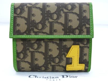 月見山のT様からディオールの財布を買取|須磨区・垂水区で売るならE-brand(いーぶらんど)へ
