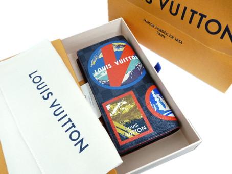 須磨のY様からルイヴィトンの新作を買取|須磨区・垂水区で売るならE-brand(いーぶらんど)へ