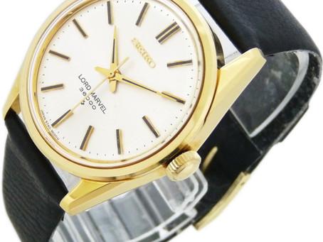 須磨のF様からセイコーの腕時計,SEIKO,ロードマーベル,5740-8000,手巻きを買い取り