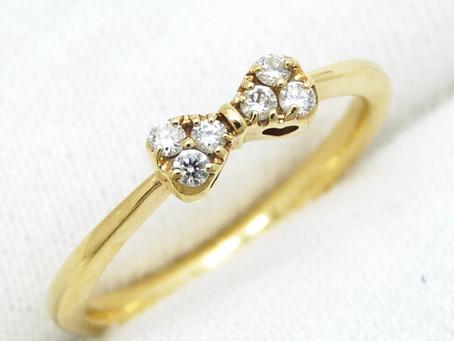 須磨のS様からポンテヴェキオの指輪を買い取り|須磨区・垂水区で売るならE-brand(いーぶらんど)へ
