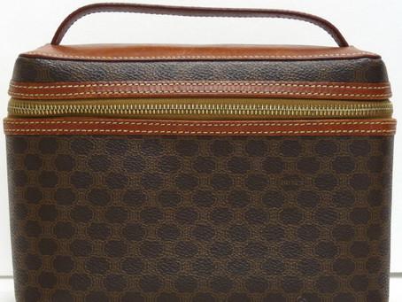 須磨のY様から昔のセリーヌの鞄を買い取り 須磨区・垂水区で売るならE-brand(いーぶらんど)へ
