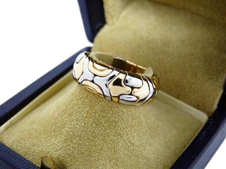 須磨のI様から昔のブルガリの指輪を買い取り 須磨区・垂水区で売るならE-brand(いーぶらんど)へ