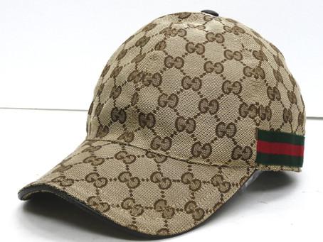 須磨のD様からグッチの帽子を買い取り|須磨区・垂水区で売るならE-brand(いーぶらんど)へ