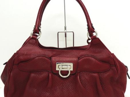 板宿のY様からフェラガモの鞄を買い取り|須磨区・垂水区で売るならE-brand(いーぶらんど)へ