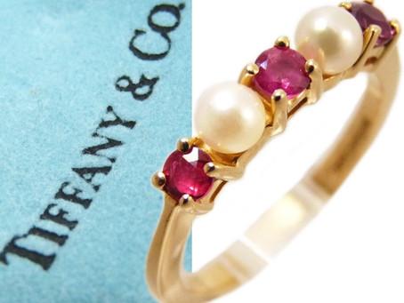 須磨のT様からティファニーの指輪を買取|須磨区・垂水区で売るならE-brand(いーぶらんど)へ