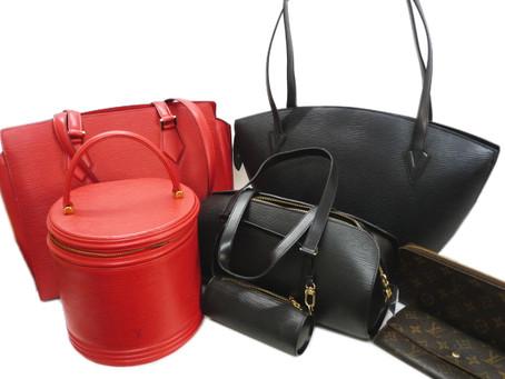 須磨寺のH様から古いルイヴィトンの鞄を買取|須磨区・垂水区で売るならE-brand(いーぶらんど)へ