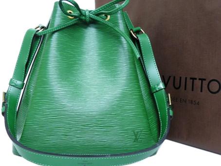 垂水のO様からルイヴィトンの巾着ショルダーを買取|須磨区・垂水区で売るならE-brand(いーぶらんど)へ