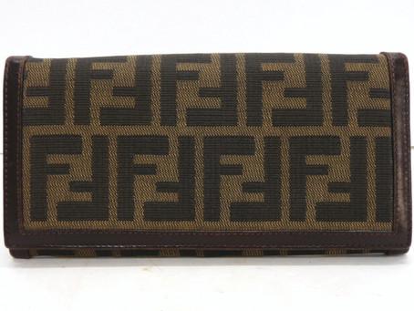新長田のO様からフェンディの長財布を買い取り|須磨区・垂水区で売るならE-brand(いーぶらんど)へ