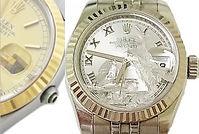 ガラス傷,Rolex,ロレックス,買取,時計,須磨,オメガ