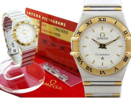 須磨のF様から古いオメガの時計を買い取り|須磨区・垂水区で売るならE-brand(いーぶらんど)へ