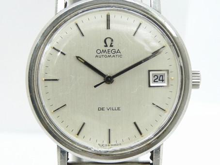 須磨のU様から古いオメガの時計を買取|須磨区・垂水区で売るならE-brand(いーぶらんど)へ