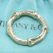 Tiffany,バンブー,指輪,リング,売る