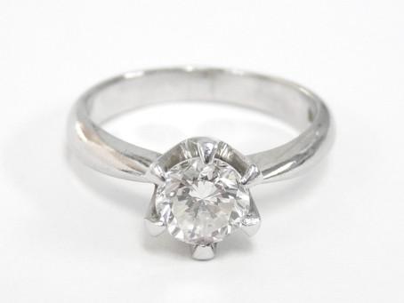 須磨のI様からダイヤモンド,婚約指輪を買い取り|須磨区・垂水区で売るならE-brand(いーぶらんど)へ
