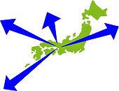 須磨,垂水,名谷,新長田から全国へ