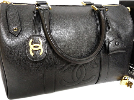 垂水ジェームス山のI様からシャネルの旅行鞄を買取|須磨区・垂水区で売るならE-brand(いーぶらんど)へ