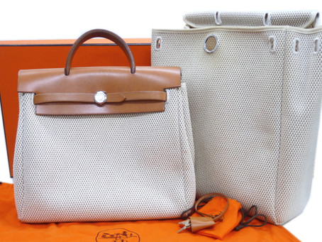 垂水のW様から昔のエルメスのバッグを買い取り|須磨区・垂水区で売るならE-brand(いーぶらんど)へ