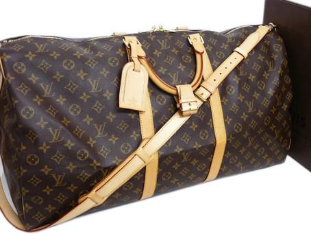 須磨のY様からヴィトンの旅行鞄を買い取り|須磨区・垂水区で売るならE-brand(いーぶらんど)へ