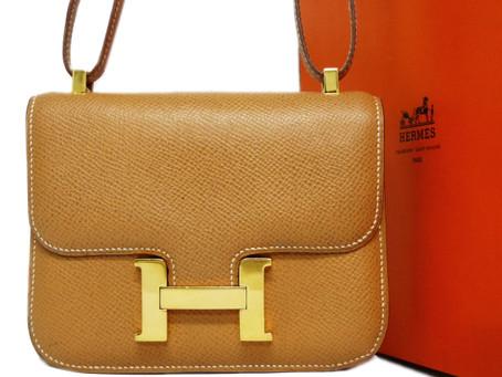 月見山のY様からエルメスの鞄を買取|須磨区・垂水区で売るならE-brand(いーぶらんど)へ