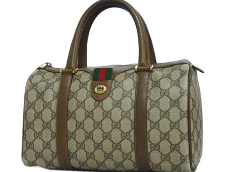 明石のH様から昔のグッチの鞄を買取|須磨区・垂水区で売るならE-brand(いーぶらんど)へ