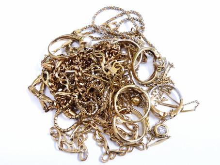 垂水のH様から18金,貴金属をまとめて買い取り 須磨区・垂水区で売るならE-brand(いーぶらんど)へ