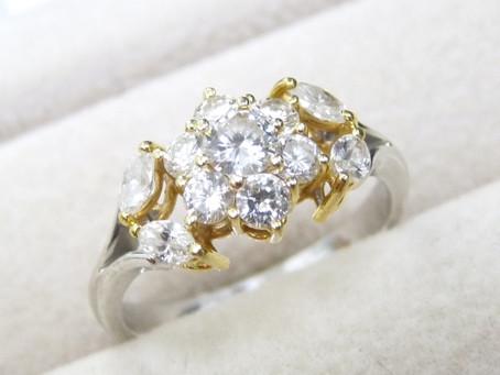 妙法寺のH様からダイヤモンドを買い取り|須磨区・垂水区で売るならE-brand(いーぶらんど)へ