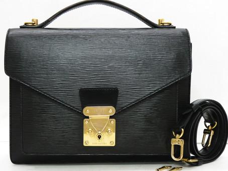 名谷のH様から昔のヴィトンの鞄を買い取り|須磨区・垂水区で売るならE-brand(いーぶらんど)へ