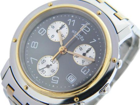 塩谷のU様からエルメスの時計を買い取り|須磨区・垂水区で売るならE-brand(いーぶらんど)へ