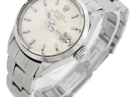 東須磨のI様から壊れたロレックス,ROLEX,オイスターパーペチュアルデイト,6916,レディース腕時計,を買い取り