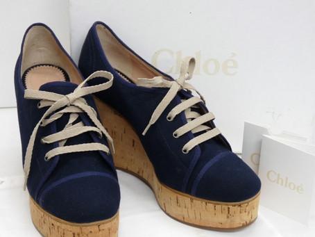 須磨のF様からクロエの靴を買い取り|須磨区・垂水区で売るならE-brand(いーぶらんど)へ