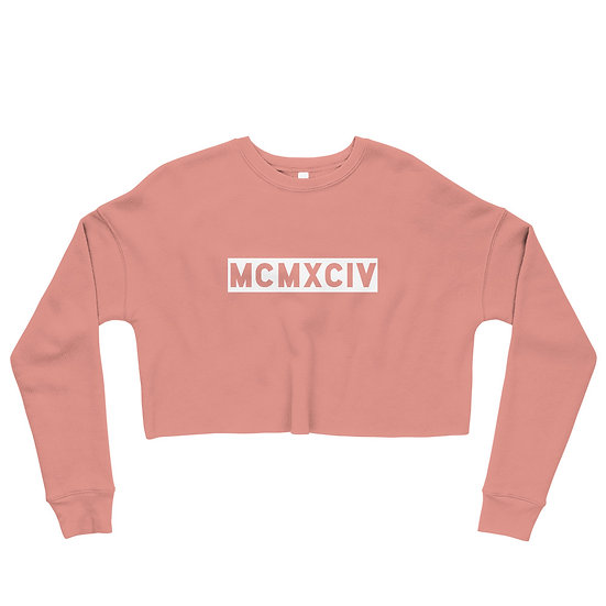 "FRDC ""1994"" Crop Sweatshirt"
