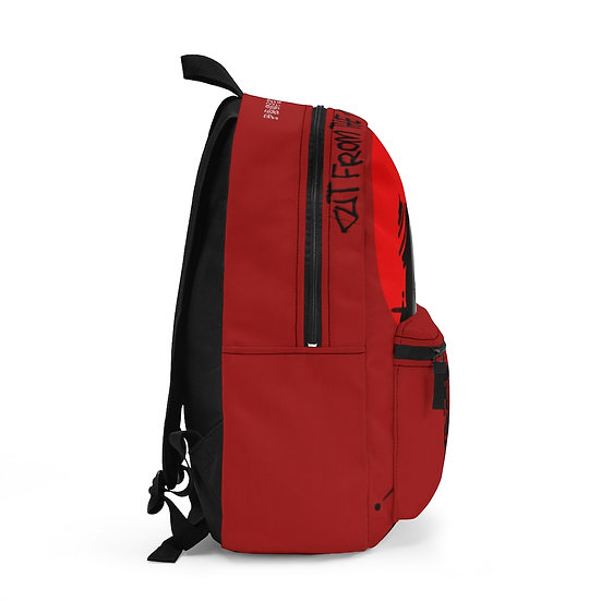 "FRDC ""HELLZ BASEMENT"" Backpack [SPECIAL EDITION]"