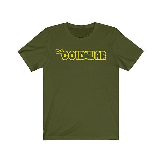 """FatRat Da Czar """" DA Cold War"""" T-Shirt  - ARMY"""