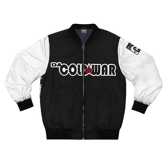 "FRDC ""DA COLD WAR"" Bomber Jacket"