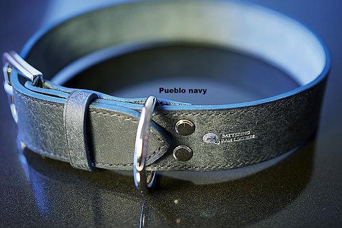3.5cm wide stitched collar
