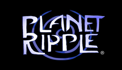 Planet Ripple title card
