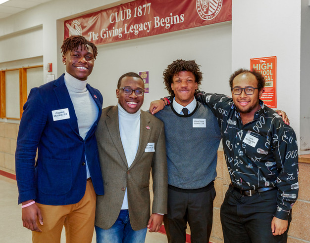 U of D Jesuit 3rd Annual B.A.S.E Black Awareness Society for Education