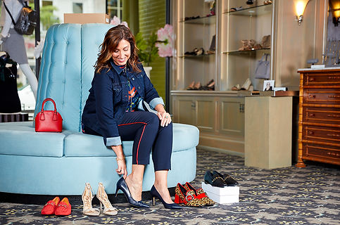 Laura McCaffery,Capricious Shoes, Gretchen Valade, Grosse Pointe Life Style Magazine, Detroit Photographer, Michigan Fashion